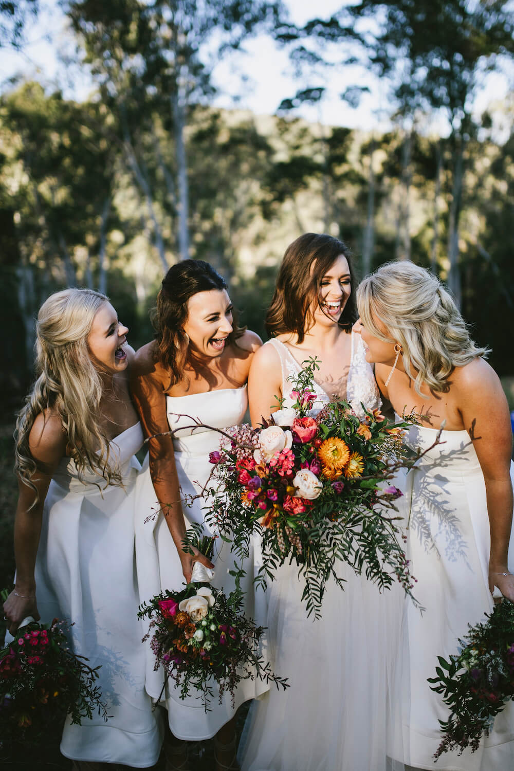 wedding florist near me wedding planner queensland storybook and co ingrid coles photography woods and bloom