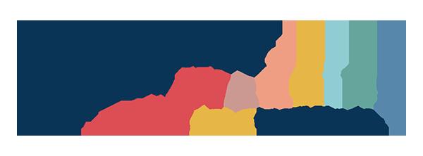 Polka Dot Wedding Logo